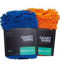 guante microfibra smart shine x 6 unid