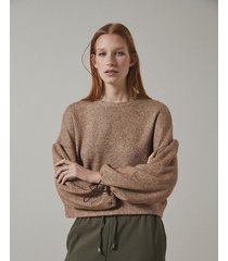sweater beige desiderata cerdeña