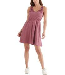 lucky brand sleeveless babydoll dress