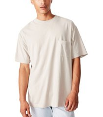 cotton on loose fit washed pocket tee