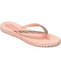 flip flops with glitter shoes summer shoes flip flops rosa ilse jacobsen