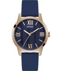 reloj guess campbell gw0282g3 - oro rosa