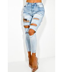 akira full of stars mid rise skinny denim pants