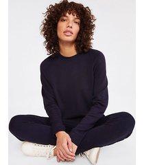 loft lou & grey signaturesoft plush upstate sweatshirt