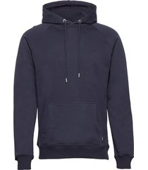 calais hoodie hoodie trui blauw les deux