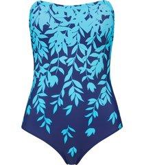 costume intero a fascia sostenibile (blu) - bpc selection
