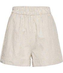 2nd kassandra stripe shorts flowy shorts/casual shorts vit 2ndday