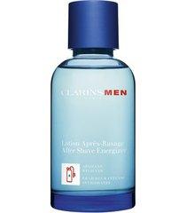 clarins men aprés-rasage energizer lotion clarins - loção pós- barba calmante 100ml
