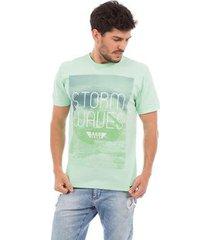 9ae3f0195 T-Shirts - Masculino - Verde - 1227 produtos com até 76.0% OFF - Jak Jil