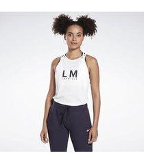 blouse reebok sport les mills® smartvent tanktop