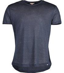 ob-t linen t-shirt