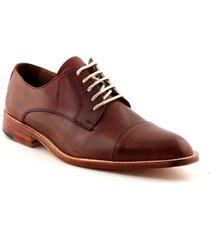 zapato marrón briganti hombre arnold
