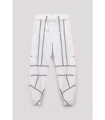 pantalón blanco 47 street brett. e.