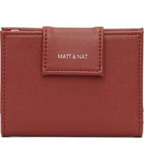 matt & nat cruisesm small wallet, plum