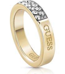 anillo guess embrance/ubr78020-54 - dorado