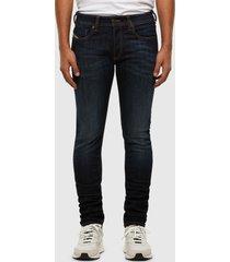 diesel sleenker-x 009ey slim fit jeans -