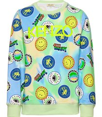 jeronimo sweat-shirt trui multi/patroon kenzo