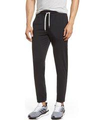 men's vuori ponto pocket performance pants, size xx-large - black