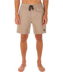 "hurley men's pleasure point volley 18"" shorts"