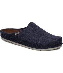 isak slippers tofflor blå shepherd