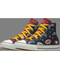 custom chuck taylor all star high top