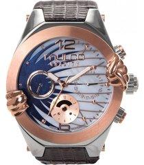 reloj gravity saturn azul mulco
