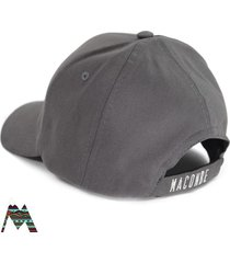 gorra gris monserrate