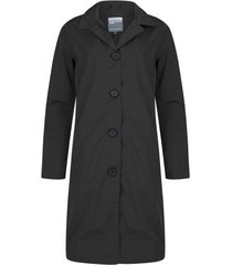 happyrainydays regenjas soft touch coat belize black-s