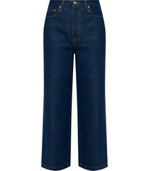 jane high-waisted jeans