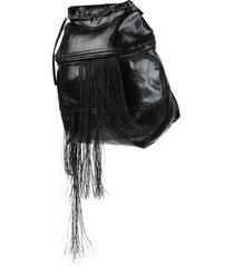 rick owens backpacks & fanny packs