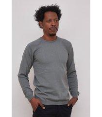 sweater gris el genovés