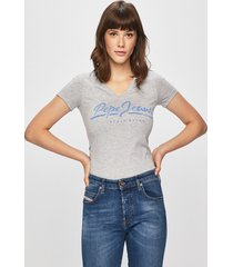 pepe jeans - top andrea