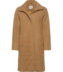 nubrio jacket ulljacka jacka beige nümph