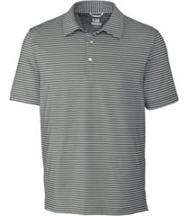 cutter and buck men's big and tall division stripe polo