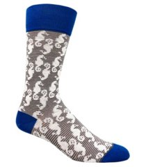 love sock company men's casual socks - seahorse