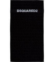 dsquared2 cross beach towels