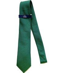 corbata verde oscar de la renta 20aa1777-661