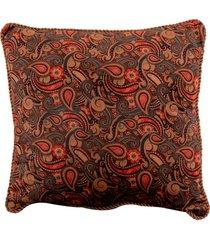 almofada decorativa de veludo finlay