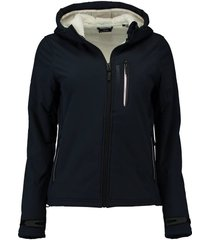jas arctic soft shell donkerblauw