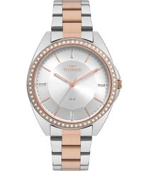 relógio technos fashion trend feminino