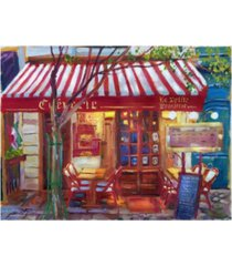 "david lloyd glover le petite bistro canvas art - 37"" x 49"""