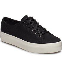 peggy sneakers platform svart vagabond