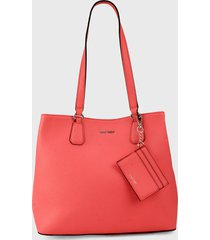 bolso coral nine west
