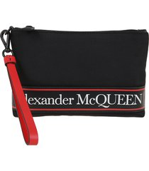 alexander mcqueen travel pouch