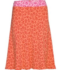 flower jam stelly c kort kjol multi/mönstrad mads nørgaard