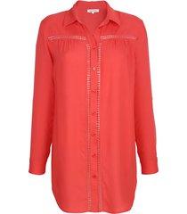 strandblouse alba moda oranje
