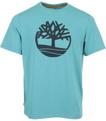t-shirt korte mouw timberland kennebec river tee