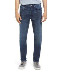 men's rag & bone men's fit 2 slim fit jeans, size 33 x 32 - blue