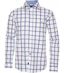 camisa fantasia premium cuadrillé mcgregor