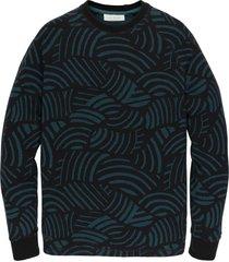 cast iron sweater print